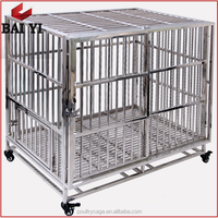 Indoor & Outdoor Foldable Wire Mesh Dog House /Iron Dog Cage For Sale