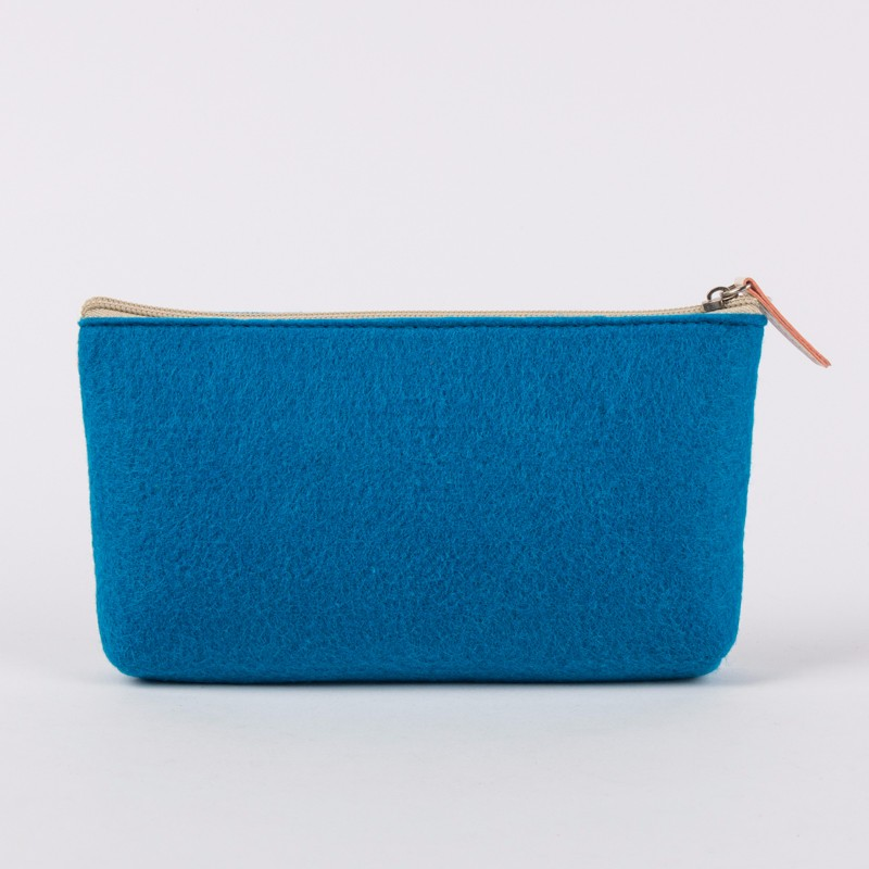 New Fashion Felt Colored Smiggle Pencil Pouch Bag