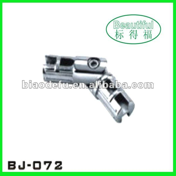Metal chrome pipe support equipment pipe clamp joint