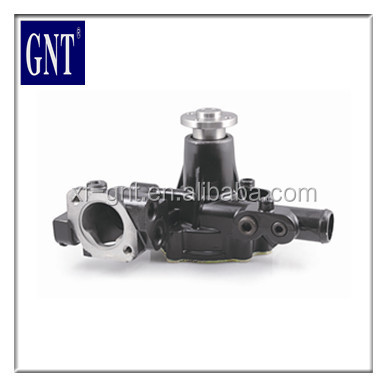 GNT brand good quality 4D84-2 Diesel Water Pump for PC40 PC50 excavator parts