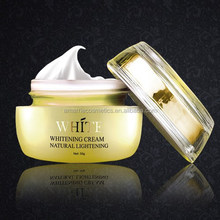 Top quality private label skin whitening and brightening cream 50g whitening and freckle removing advanced whitening cream