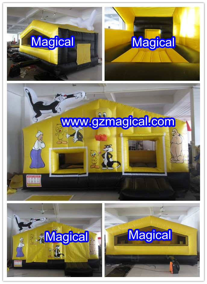 High quality inflatable carnival games / carnival games