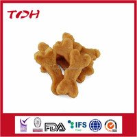Bone shape chicken bite healthy treats for dogs