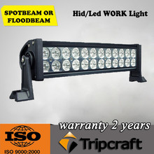 Tripcraft Hot sale 72wPromotion led China Cheap 10-30V 72W led light bars for trucks off-road On Promotion