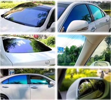 High quality Windshield Stickers Use and 1.52*30m Size chameleon car color change window film