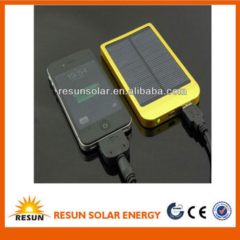 hot sale solar battery charger for mobile phone with cheap price