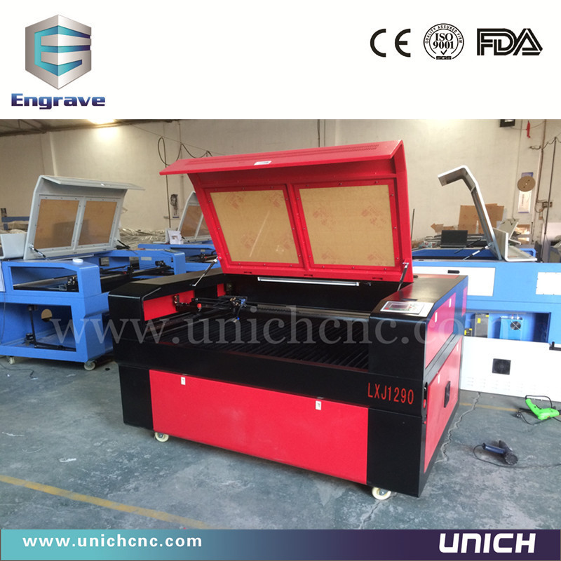 New designed and cost effective cnc laser machine/co2 laser engraving machine/laser leather cutting machine