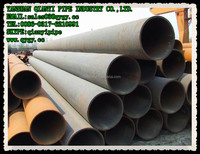 Mild Carbon Steel Galvanized ASTM A53 Grade B Schedule 40 Seamless Steel Pipe and Tube