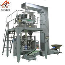 Shanghai Automatic 10 Heads weigher washing powder packing machine