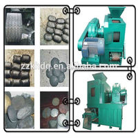 Coal pellet forming machine/coal dust briquette machine ---Kehua manufacture
