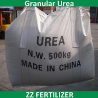Bulk urea 46 nitrogen granular nitrogen fertilizer prices in China