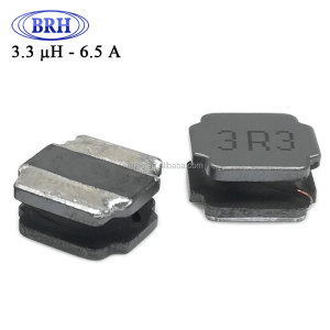 High current variable power inductor coil 3r3
