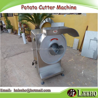 commercial industrial use spiral stainless stell automatic sweet potato chip cutter machine