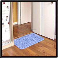 toilet door rubber flooring non slip bath mat
