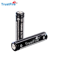 Cheap power tools TrustFire rechargeable AAA li-ion battery, 10440 lithium battery 600mAh icr 3.7v li ion battery for led light