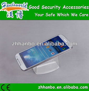 Hot Sales for Mobile Phone Acrylic Security Display Rack