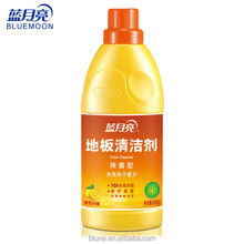 Bluemoon Bulk Eco Friendly Household Chemicals Detergent 600G Polish and Refreshing Marble Tile Liquid Multi Floor Cleaner