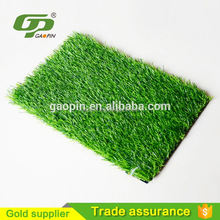 Good quality natural looking synthetic grass for village