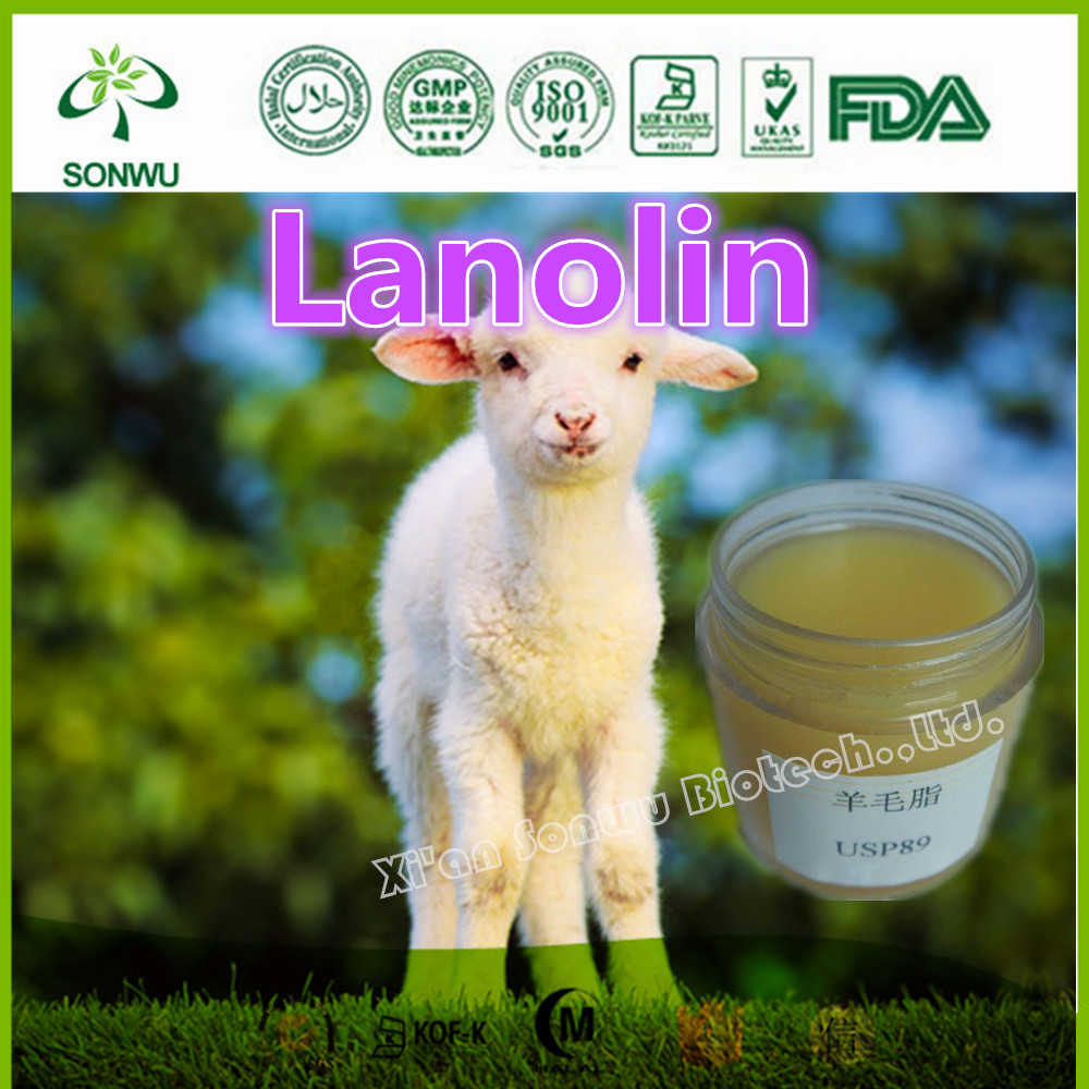 prices lanolin anhydrous/lanolin cream with vitamin e