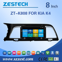 newest! special autoradio vehicle gps for KIA K4 dvd gps player car radio gps mp3/4 navigation system digital tv mp3 video audio