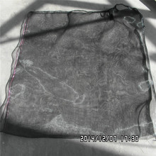 White and black color Date palm mesh bag for date palm tree