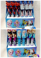 TF-04150725020 2015 children's cartoon ball pen big hero6 ball pen frozen ball pen