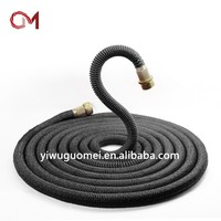 Newest garden hose reel pipe water rubber expandable hose