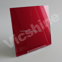 3mm 4mm 5mm 6mm frosted painted glass with CCC/CE/ISO certificate, frosted tempered painted glass