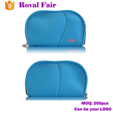 2017 New Design Quality Cosmetic Pouch Neoprene USB Charger Case