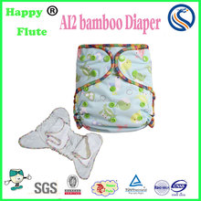 happy flute AI2 cloth diaper reusable baby nappies new baby care products free sample