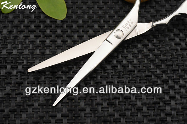 2013 Newest high quality salon barber razor line scissors