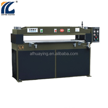 40T Four-column Leather Hydraulic Pressure Cutting Machine