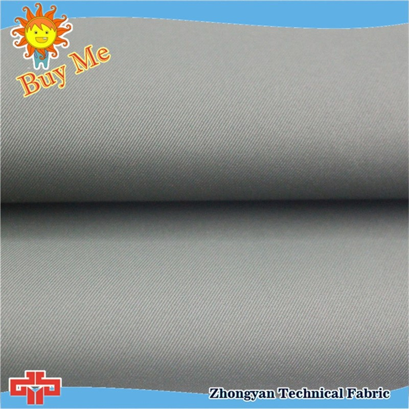 China 100 polyester leather like fabric