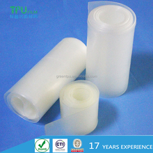 Transparent waterproof TPU film for sport outdoor products