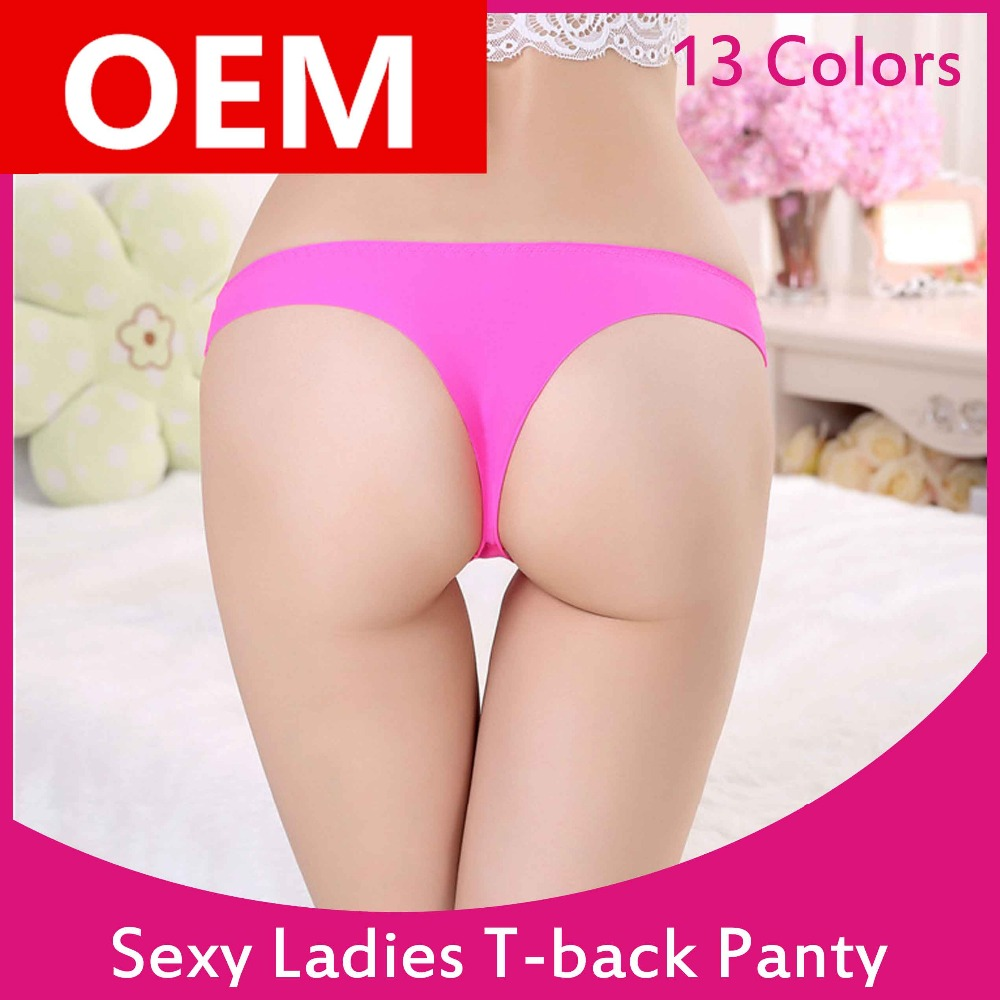 Sexy Ladies Underwear Women T-back Panty 07#