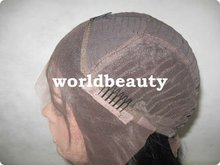 wholesale price human hair 3 inches lace front and back wigs