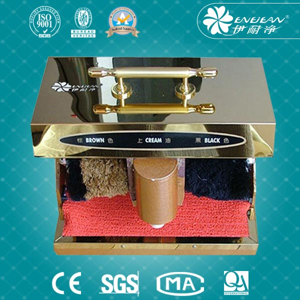 electric shoe shine machine