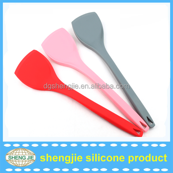 China Factory Silicon Non-Stick Kitchen Utensils And Cook Ware