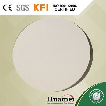 excellent soung insulation fiberglass wool painted laminated acoustic sound panel unique ceiling tiles