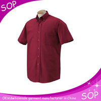 Latest solid color mens designer shirts