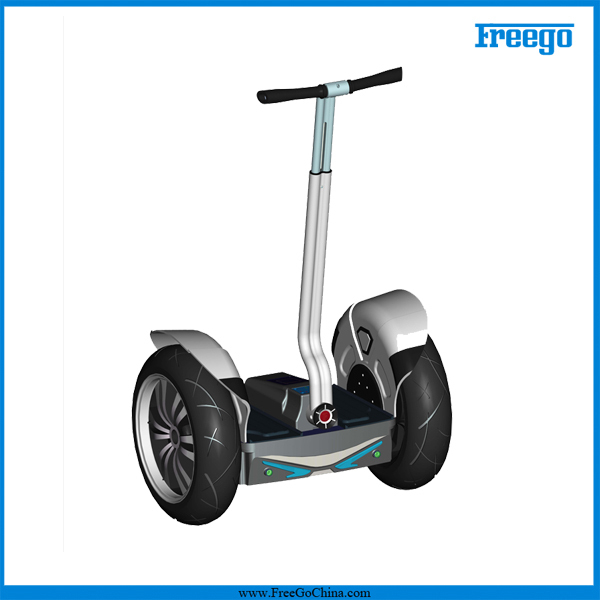 China Electric Chariot Scooter Freego electric vehicle 2 wheel electric scooter 2000w