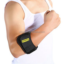 Yosoo Arm Brace Support Elbow Band Wrap Counterforce Adjustable Strap Protector Forearm Guard for Tennis Golfer Tendonitis