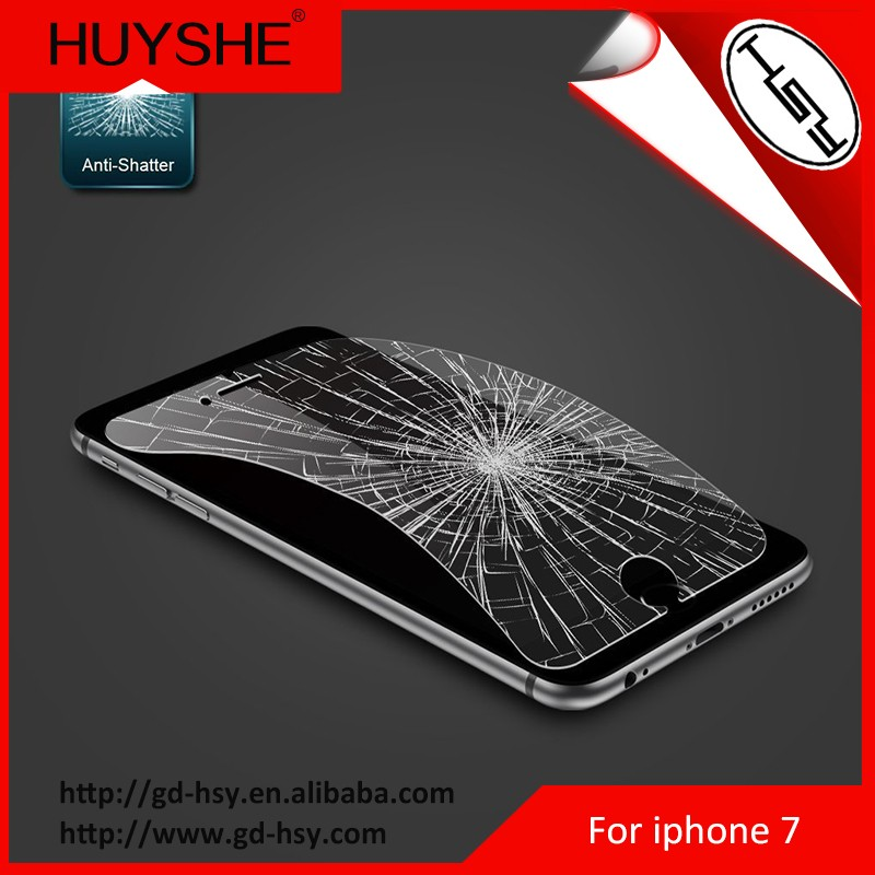 Wholesale Best 2.5d 9h Hardness Mobile Phone Tempered Glass Screen Protector For Iphone 4/5s/5c/6/6s/7