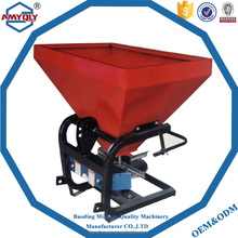 Tractor 3 point mounted Plastic fertilizer spreader for sale
