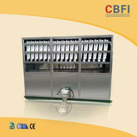 General ice cube machine for buffet