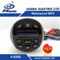 Wireless bluetooth mp3 player for car/boat/ATV/sauna