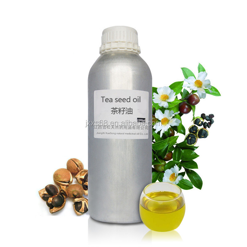 Tea Seed oil black seed oil 100% Pure & Organic for whiten skin in hot sale