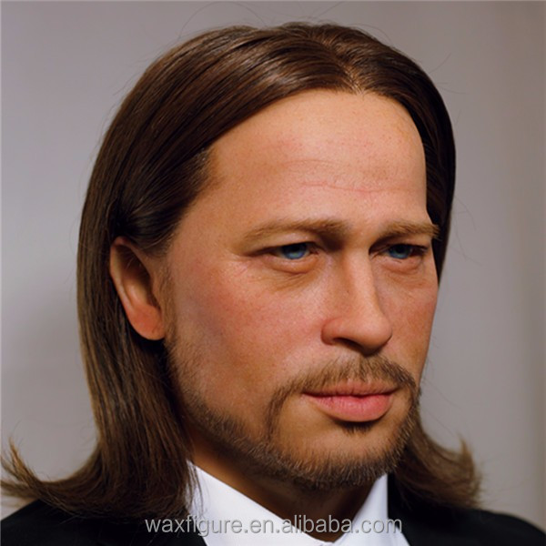 popular highly simulated silicone wax figure products