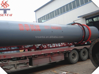 Sentai Dryer Factory Directly Supply Smallest Wood Sawdust Rotary Drum Dryer