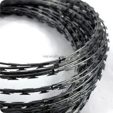 Electric Concertina Razor Barbed Wire BTO-22